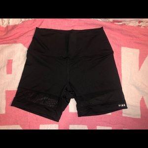 Pink ULTIMATE biker shorts
